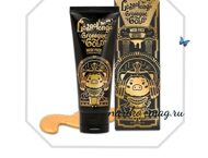 Маска-Пленка ЗОЛОТАЯ Hell-pore longolongo gronique gold mask pack, 100 мл.
