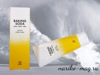 Скраб-пилинг для лица Содовый J:ON BAKING SODA Baking Soda Gentle Pore Scrub, 50 гр.
