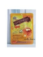 Маска тканевая Коэнзим Q10 Real Essense Coenzyme Q10 Mask Pack, 25 мл.